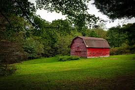 free photo red barn farm rustic countryside free image on