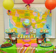 oh the places you ll go party easy and graduation party themes