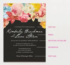 online wedding invitation 15 creative traditional wedding invitation wording sles apw