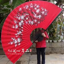 oriental fan wall hanging i am your fans free shipping 1pcs giant fan 120x220cm asian hanging