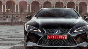 lexus ls 500 coupe new 2018 lexus lc 500 coupe youtube