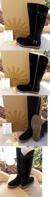 buy s boots boots ugg s brita suede and sheepskin boots in