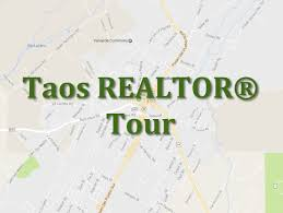 Map Of Taos New Mexico by Taos County Association Of Realtors