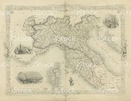 Northern Italy Map by Northern Italy Map Stock Vector Art 495851297 Istock