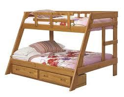 Bunk Beds Pine Woodcrest Heartland A Frame Bunk Bed A2650 Honey Pine Woodcrest