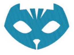 catboy pj masks symbol cookie cutter