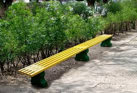 Backyard Bench Ideas Unique Wooden Bench Decorating Ideas To Personalize Yard