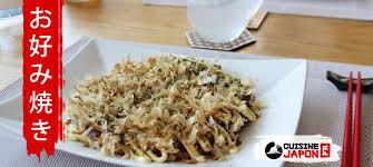 cuisine recette rapide okonomiyaki recette simple et rapide cuisine japon
