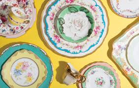 vintage china for rent vintage china for a tea party atlanta magazine