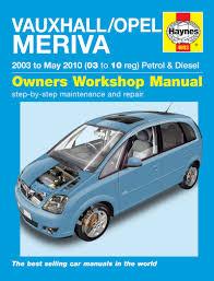 opel meriva 2004 dimensions vauxhall opel meriva petrol u0026 diesel 03 may 10 haynes repair