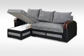 Sectionals With Sofa Beds Gray Sectional Sofa Sleeper By Skyler Designs