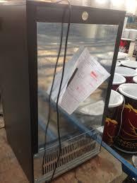 weili 138l single glass door beer back bars coolers glass door