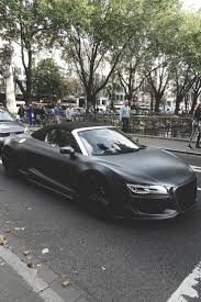 Audi R8 Blacked Out - best 20 audi r8 matte black ideas on pinterest u2014no signup required