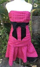 betsey johnson party cocktail polka dot dresses for women ebay