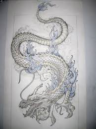 dragon tattoo design by tattoo design on deviantart