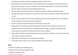 manufacturing job resume home design ideas electronic assembler resume best resume