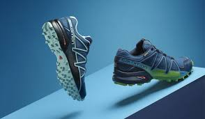 SALOMON Running shoes and clothing trail running hiking ski and
