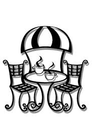 Dining Room Table Clipart Black And White 71 Best Kitchen U0026 Dining Room Art Images On Pinterest Room Art