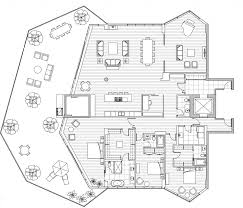 floorplan of the week 7 million dollar calgary penthouse