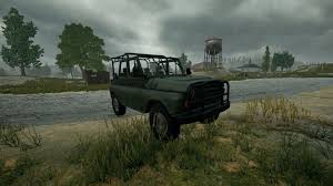 uaz jeep pubg vehicles guide