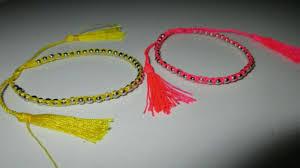 cara membuat gelang jessica mila galeri produk gelang tassel nayla ggs gelang tali bali persahabatan