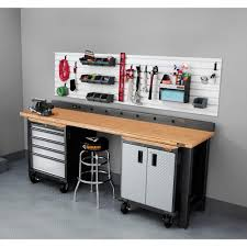 Garage Wall Organization Systems - decor limitless storage possibilities with gladiator garage