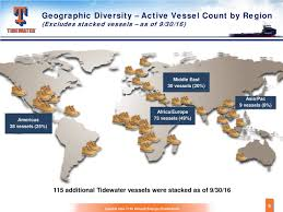 Map Of The Middle East With Capitals by Tidewater Tdw Presents At Capital One Securities Annual Energy