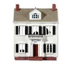 1996 nostalgic house 13 painted