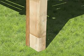 soubassement bois kit kit bois réhausse plancher jusqu u0027à 70cm calage terrasse mobil home