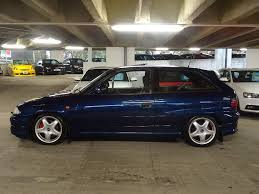 used 1992 vauxhall astra 2 0 i 16v gsi 3dr for sale in west