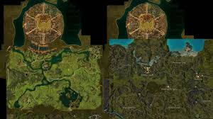 Gw2 World Map by How Big Is Guild Wars 2 Hunter U0027s Insight A Guild Wars 2 Blog
