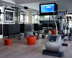 france luxury and elegant villa gym spa style pinterest