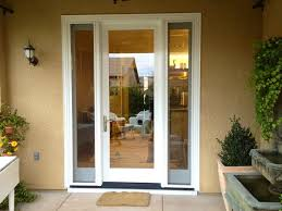 Patio Door Sidelights Doors With Sidelights Popular Adeltmechanical Door Ideas