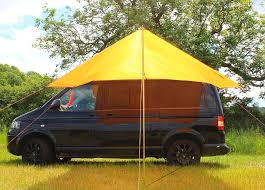 Bongo Awning Vw Camper Sun Canopy Awning Instructions Connections Set Up