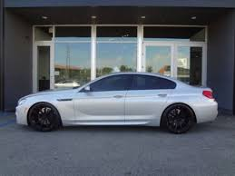 used bmw 650i coupe 2017 bmw 650i gran coupe used for sale car reviews