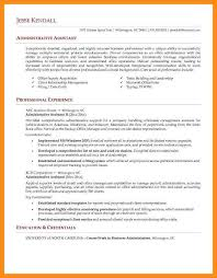 Skills To List On Resume For Administrative Assistant Example Resume Administrative Assistant Great Administrative
