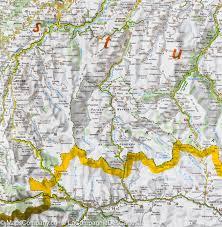 Spain Maps by Map Of Northwestern Spain Asturias U0026 Cantabria Michelin