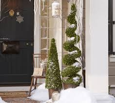 front porch christmas decorating ideas and a speed cleaning