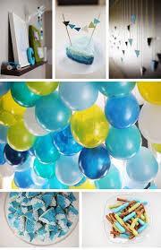 1st birthday boy themes 43 dashing diy boy birthday themes
