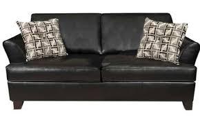 Black Leather Sleeper Sofa Alluring Leather Sofa Sleepers Fabulous Black Leather Sleeper Sofa