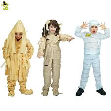 mummy costume boys terror mummy costumes kids scary