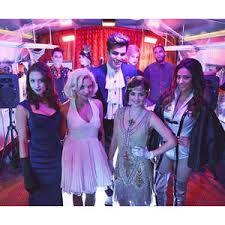 Pretty Liars Costumes Halloween Died Pretty Liars Season 3 Halloween Episo