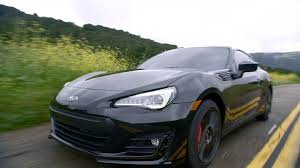 black subaru 2017 2017 subaru brz us spec youtube