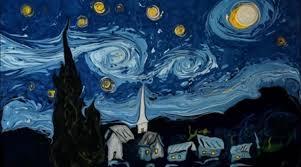 vincent van gogh van gogh paintings van gogh starry night van gogh ebru
