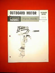 montgomery ward chrysler 7 5 hp sea king outboard motor parts