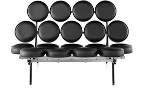 Herman Miller Sofas George Nelson Marshmallow Sofa Hivemodern Com