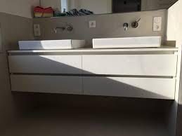 badezimmer unterschrank hängend uncategorized waschtisch mit waschbecken unterschrank city 100 in