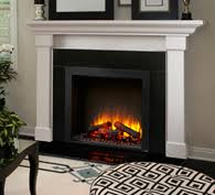 36 Electric Fireplace Insert by Simplifire Wall Mount Fireplace Products Majestic Products