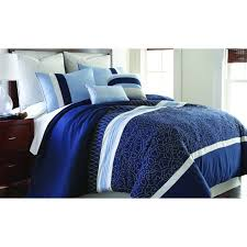 Embroidered Bedding Sets 8 Piece Embroidered Comforter Set Ivory Gate By Pacific Coast