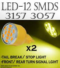 sylvania t5 led ls 3000k car truck led light bulbs for lincoln ls ebay